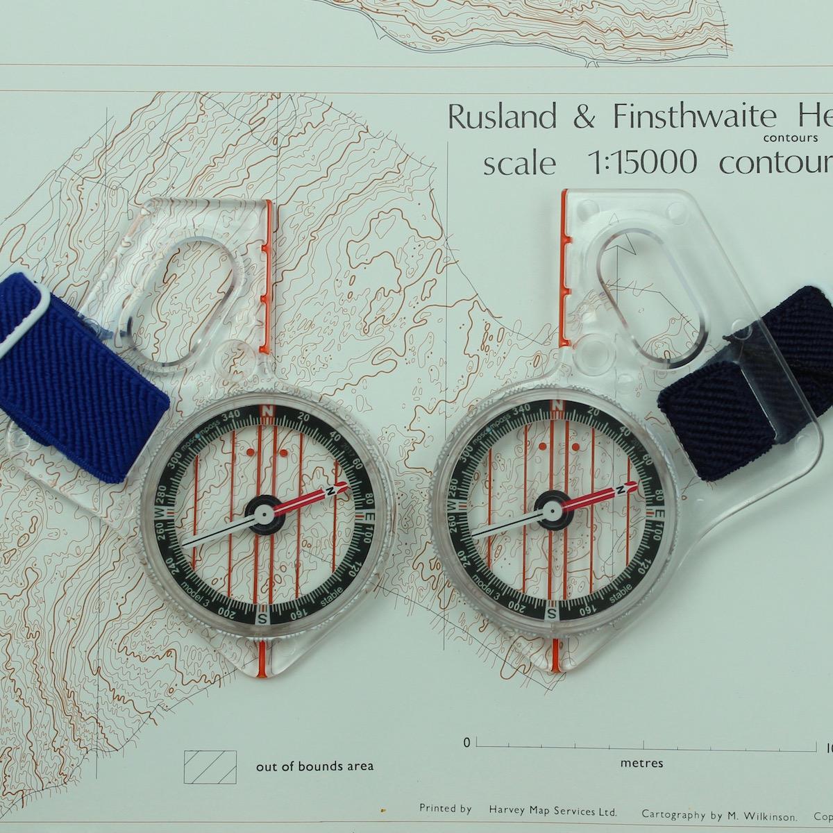 Southern Hemisphere Compasses